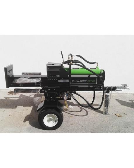 20 Ton Gasoline Log Splitter