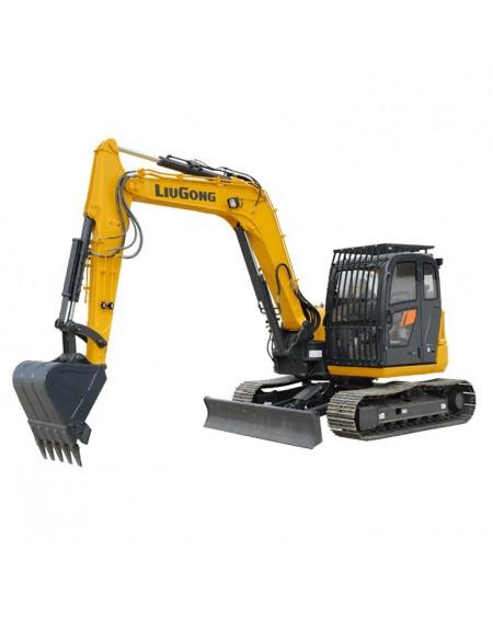 Mini-Escavadora 909ECR Liugong