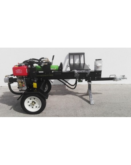 38 Ton Diesel Log Splitter