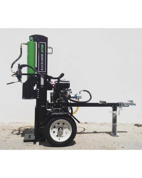 35 Ton Diesel Log Splitter
