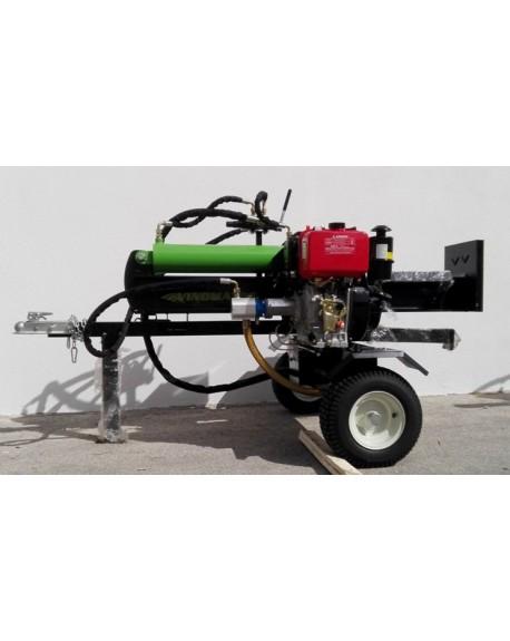 30 Ton Diesel Log Splitter