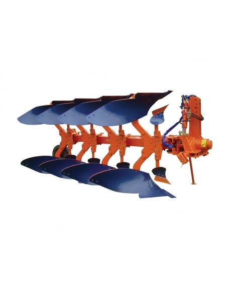 3 to 3+1 furrow ploughs hydraulic reversion