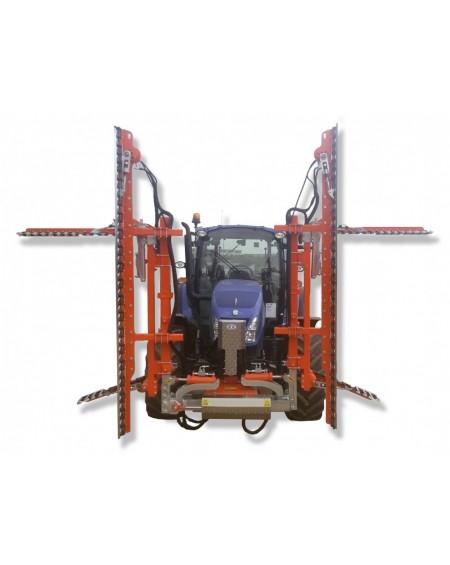 Podadora para pomares modelo V2