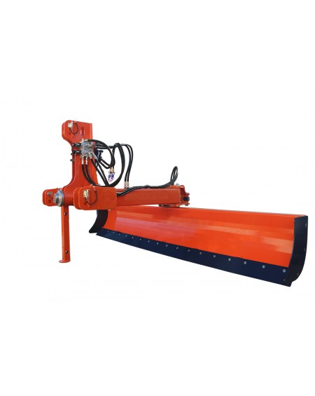 Pás niveladoras mecânicas ou hidráulicas