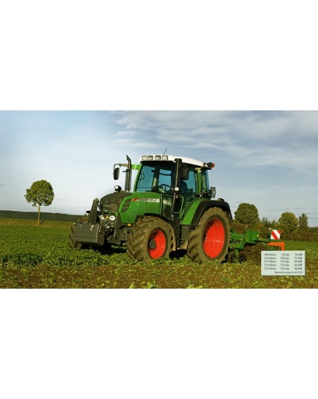Fendt 300 Vario tractor