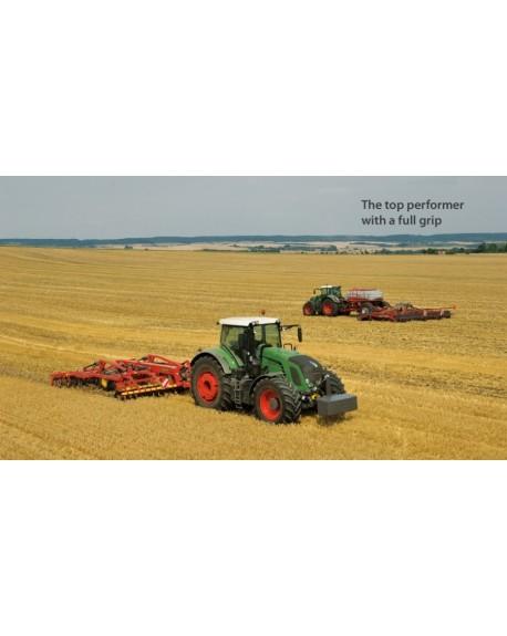 Tracteur Fendt 900 Vario