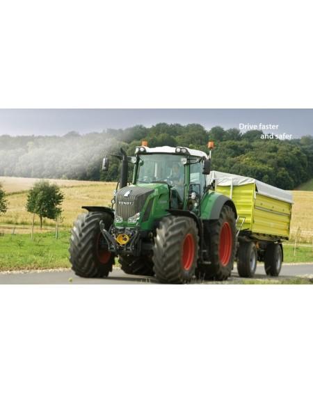 Tracteur Fendt 800 Vario