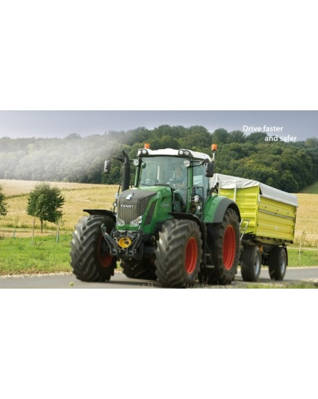 Tractor Fendt 800 Vario