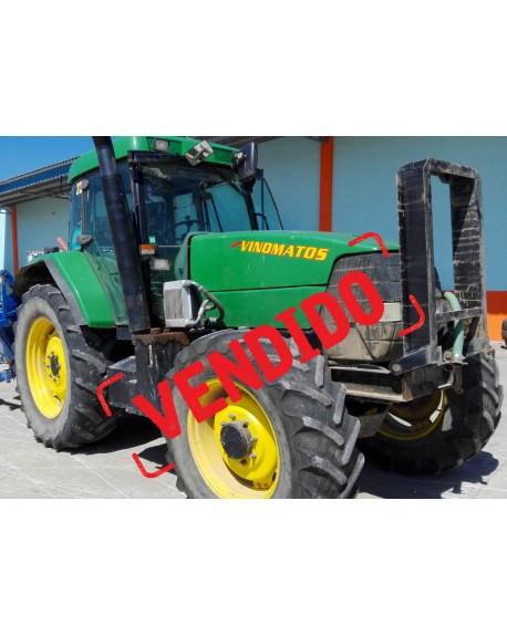 Tractor Case MX110
