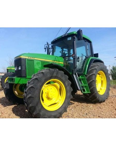Tracteur John Deere 6600
