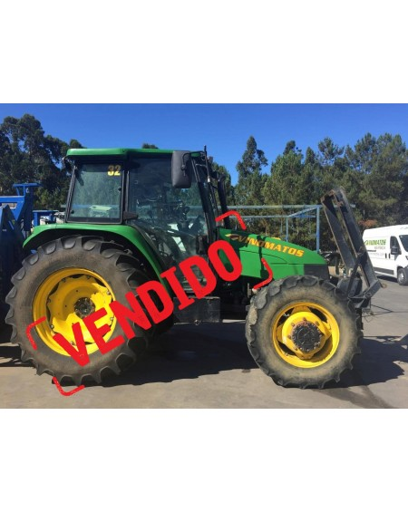 Tracteur New Holland TL90A