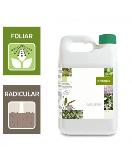 Fertilizante biológico de raíz