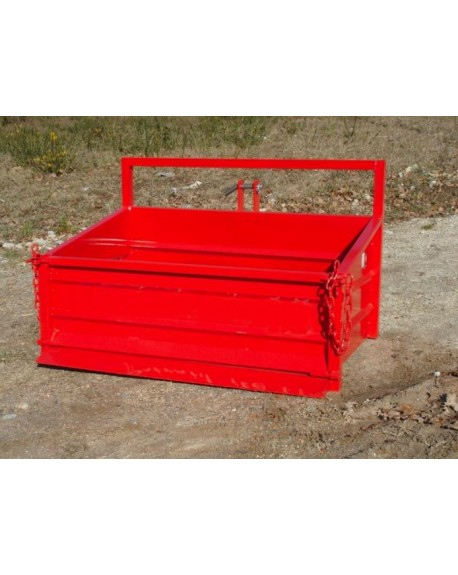 Tipper Truck Cargo Box - Mini