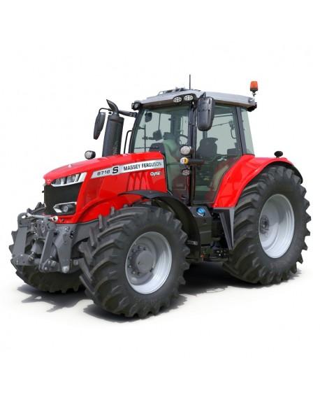 MF 6700S - Tracteur Massey Ferguson