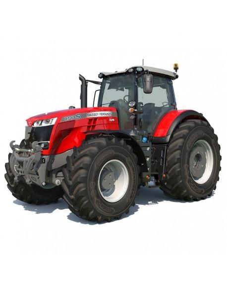 MF 8700 - Massey Ferguson Tractor