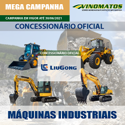 Financiamento Divulgacao Maquinas Industriais Liugong Portugal