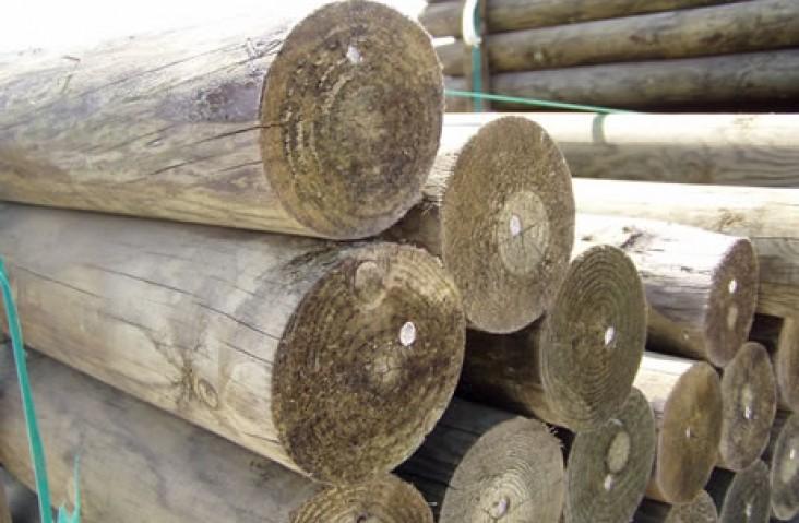 postes torneados