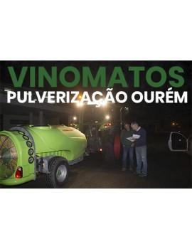 Vinomatos - Spraying in Ourém city