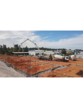 New Building Foundations Opening - July 2020
