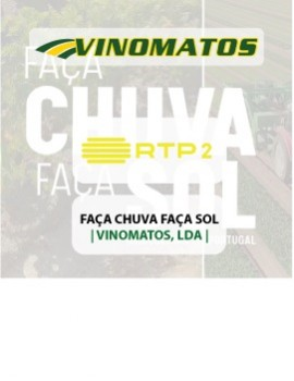 Vinomatos is featured in the program Faça Chuva Faça Sol from RTP2 - See the program!