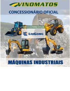 Vinomatos - Industrial, agricultural and construction machinery and equipment brand LiuGong